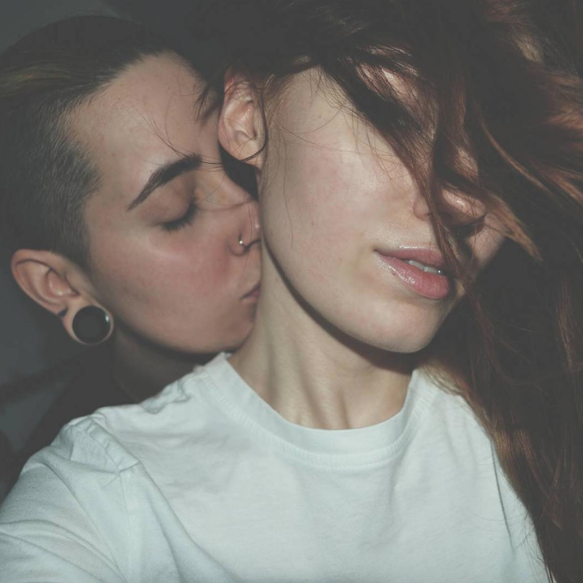 girlfriend tag lesbian
